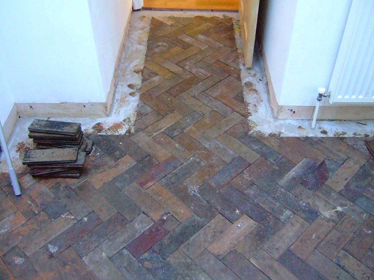 Repurposed Wood Flooring Oiling Mitchell And Sons